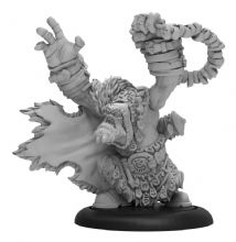 Northkin Elder  Trollblood Command Attachment (resin)